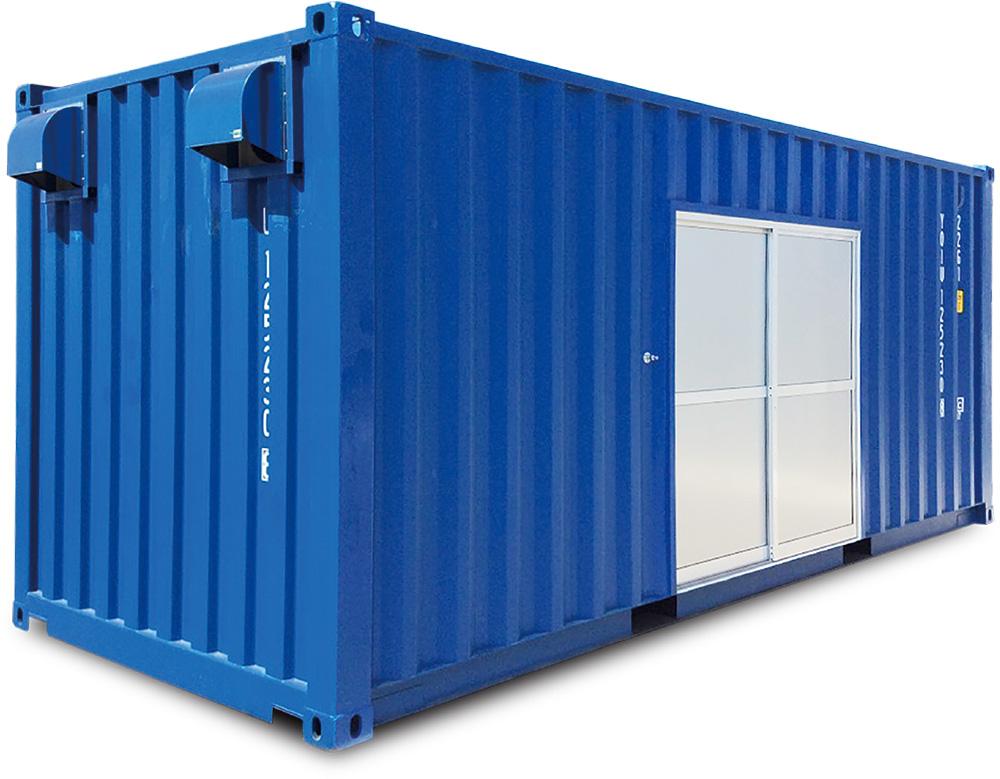 コンテナ塗装ブース「Dream Box」