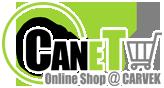 カーベックの通販サイト「CANET」